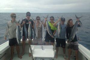 sportfishing cairns